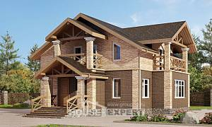 160-014-R Two Story House Plans, beautiful Architectural Plans