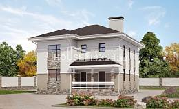 150-014-R Two Story House Plans, best house Plan Online