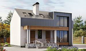 120-004-R Two Story House Plans with mansard roof, beautiful House Planes
