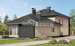 305-003-L Two Story House Plans, best house Architectural Plans