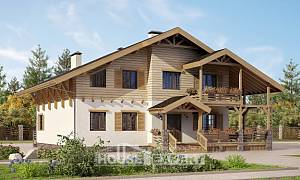 260-001-L Two Story House Plans and mansard, beautiful Home House