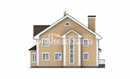 320-003-L Two Story House Plans, best house Villa Plan