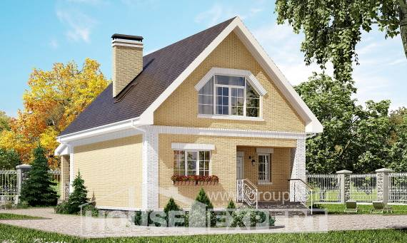 130-004-R Two Story House Plans with mansard, best house House Plans