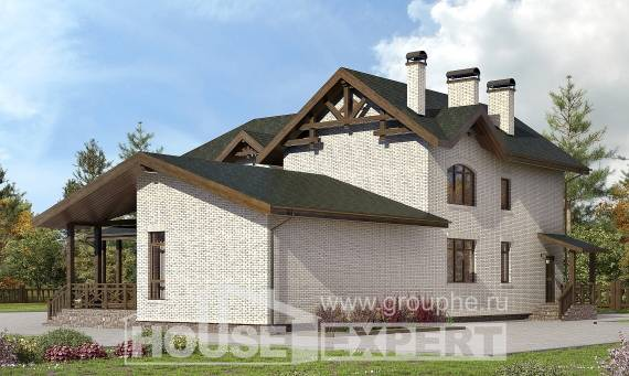 340-004-L Two Story House Plans, beautiful House Planes
