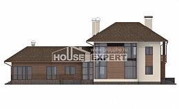 300-001-R Two Story House Plans, beautiful Planning And Design