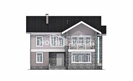 170-008-R Two Story House Plans, available House Blueprints