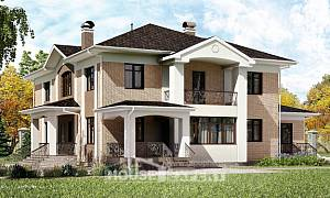 520-001-R Three Story House Plans, modern House Plans