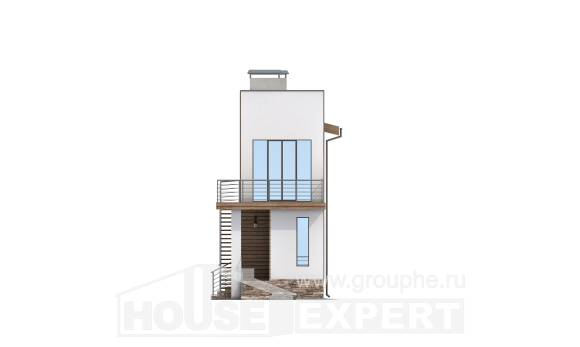 100-003-L Two Story House Plans, inexpensive Online Floor
