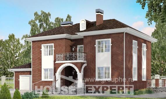 180-006-L Two Story House Plans with garage in back, best house Online Floor