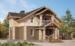160-014-R Two Story House Plans, the budget Blueprints of House Plans