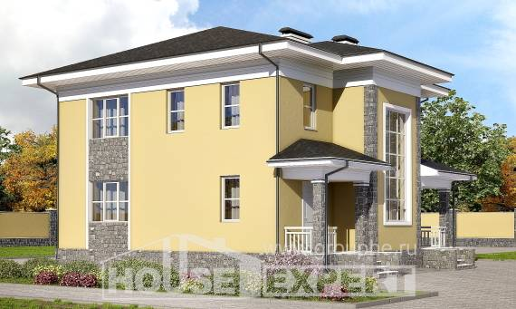 155-011-L Two Story House Plans, best house Construction Plans